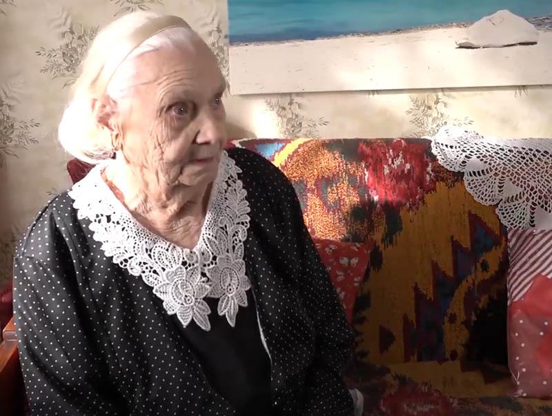 103-летняя жительница Пинска раскрыла секрет долгожительства